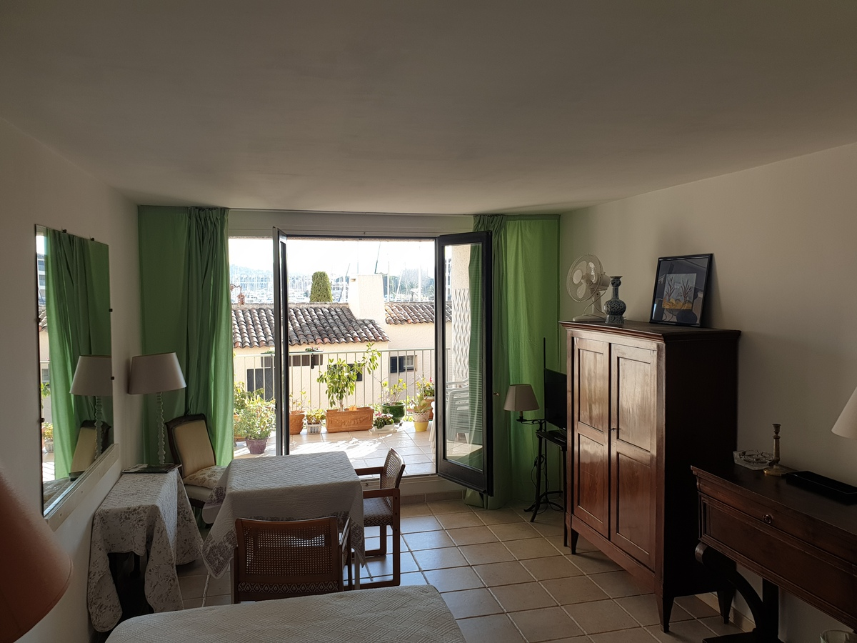 Appartement - Marines  de Cogolin
